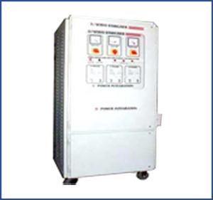 Servo Stabilizers 60 KVA