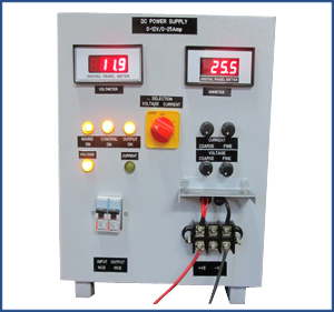 Constant Current Source for Electroplating