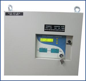 Frequency Converter 60 Hz 50 KW