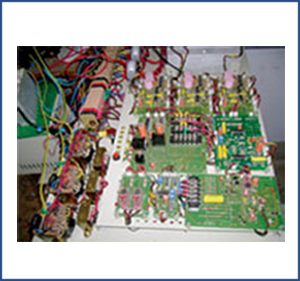 Three Phase Power Control for Electroplating