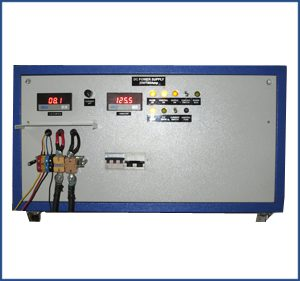 Const current source 25V100A for Electroplating